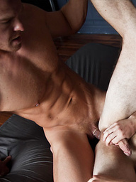 Liam Magnuson Gets a Workout Pumping Joey Banks' Twink Ass