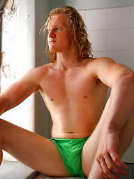 Hit the showers with our straight mate Shane Phillips