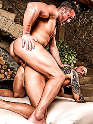 Tomas Brand Breeds His Real-life Boyfriend Angelo Di Luca