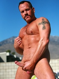 Hot mature bear Matthew Ford