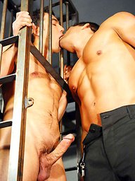 Lucky Daniels and Vince Ferelli fucking