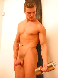 Muscle stud naked