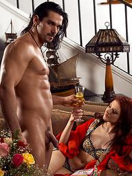 Hot hung housekeeper Niko