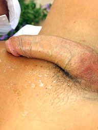 Marcello gets turned on at a picnic and makes his own special salad sauce