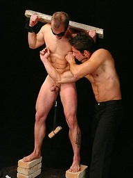 Hot studs Mattias and Rado fucking