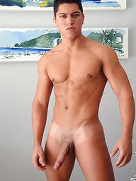 Casting Vito gets naked