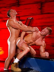 Raging Stallion - Johnny V & Derek Atlas