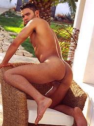 Hot italian hunk Jean Franko