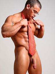 Damon Danilo - Hung Ripped Muscle