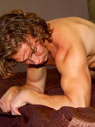 Greek Muscle Stud