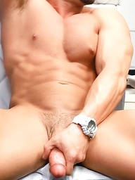 Cody Cummings in Private Office