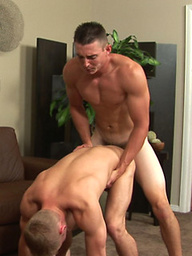 Two muscle studs William and Ford fuck
