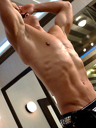 Another hot hunk never seen before -  Christopher