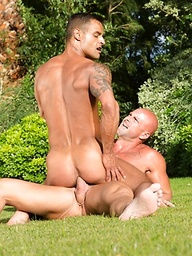 Hot House - Trunks 8 (Scene 3)