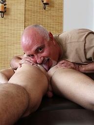 Scotty Dean Massaged
