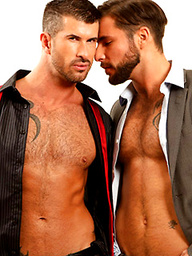 Jonathan Agassi & Adam Killian Trapped in the Game