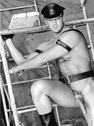 Vintage leather pics
