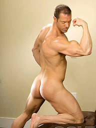 Vic Rocco shows his dick