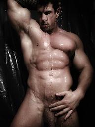 Zeb Atlas - Nude Wet Sensual