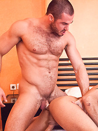Jessy Ares and Jonathan Agassi Have Sweaty Sex