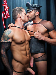 Vito Gallo Pounds Mitchell Rock in a Corset