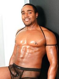Apex - ebony muscle