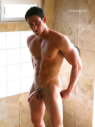 Hot jock Adrian