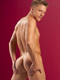 Hot blond stud Phillip Aubrey