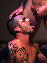 Issac Jones and Harley Everett - Red hot and blue