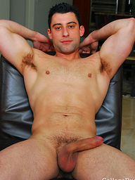 Hot stud Nick Torretto Busts A Nut