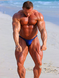 Evgeny Mishin. Free Pics of this IFBB Pro!
