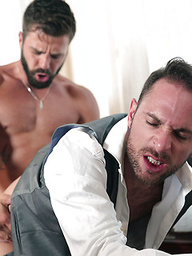 Prenuptial. Starring Hector De Silva & Aitor Bravo