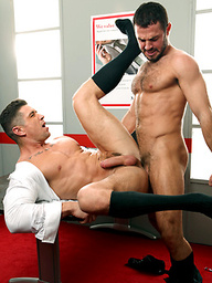 Inside Job 3. Starring Trenton Ducati and Jessy Ares.