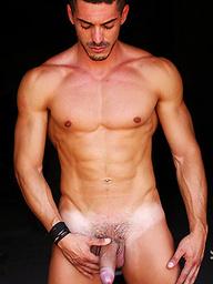 Hot itallian stud Alessandro casting pics.